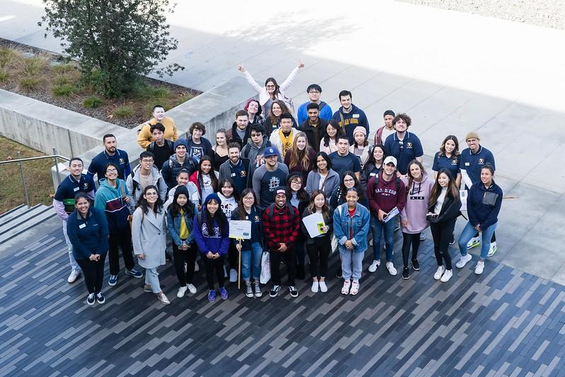 """""""The guidance that I got from having a Peer Navigator made it a lot easier to adjust to college life after graduating from high school."""" - Summer CRUISE Alumni"""