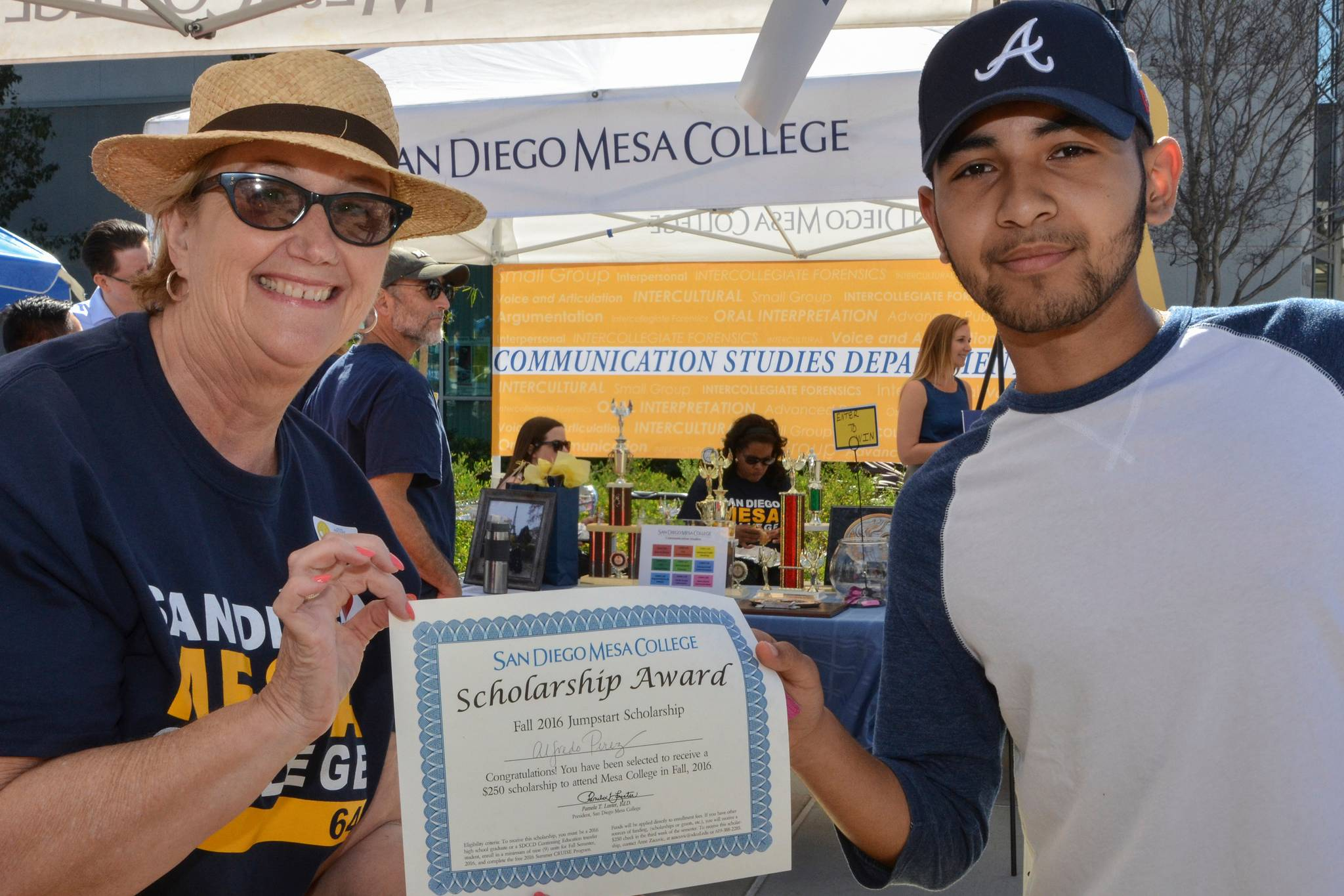 Students looking to attend San Diego Mesa College can get early access to the campus and learn about the school's programs and amenities during the annual Jumpstart on Feb. 25 from 8:30 a.m. to 1 p.m.