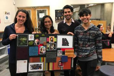 Mesa College Interior Design Students Collaborate with STEM Center