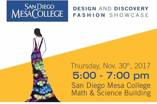 Mesa College Design and Discovery Fashion Showcase
