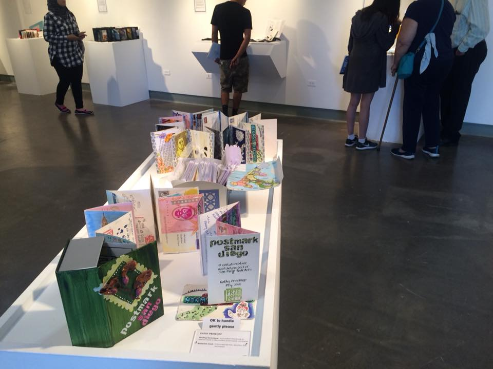 Art Gallery Summer Books Openeing