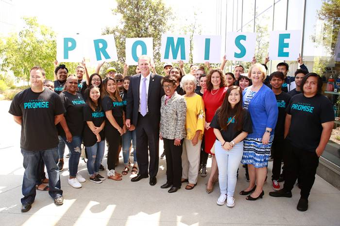 Promise Program Students