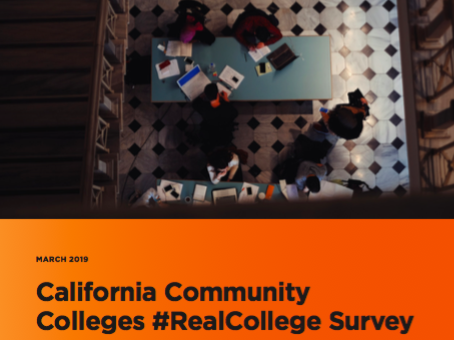 California Community Colleges #RealCollege Survey