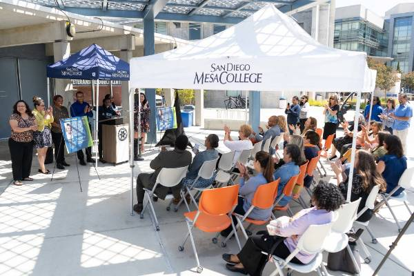 Mesa College Opens First Foster Youth Center at a San Diego Community College