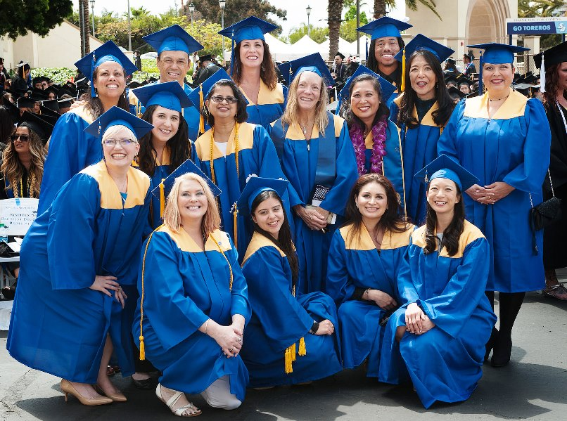Health Information Management (HIM) Class of 2018 San Diego Mesa College