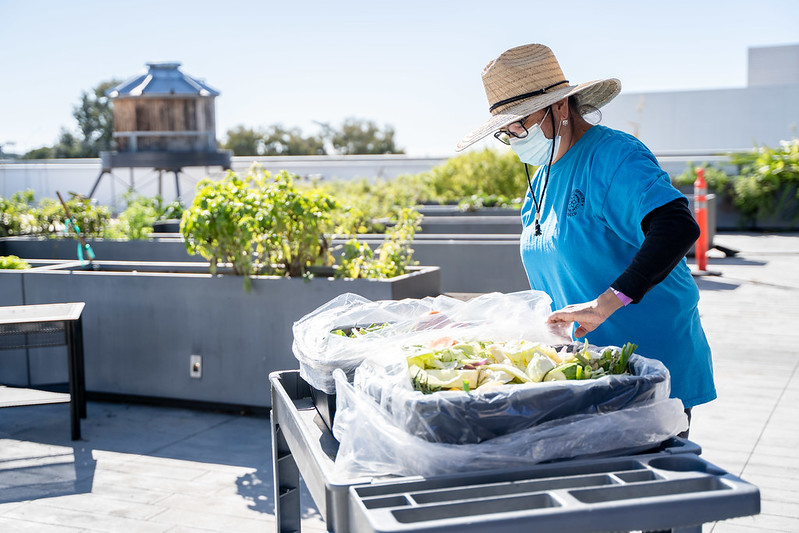 San Diego Mesa College Receives Business Waste Reduction and Recycling Award