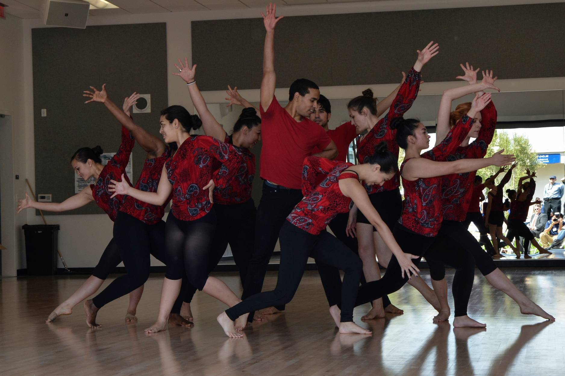 "San Diego Mesa College Dance Company will present their fall dance concert ""Visions in Movement"" Nov. 3-5, with performances in the Joan B. Kroc Theater each night at 7:30 p.m."