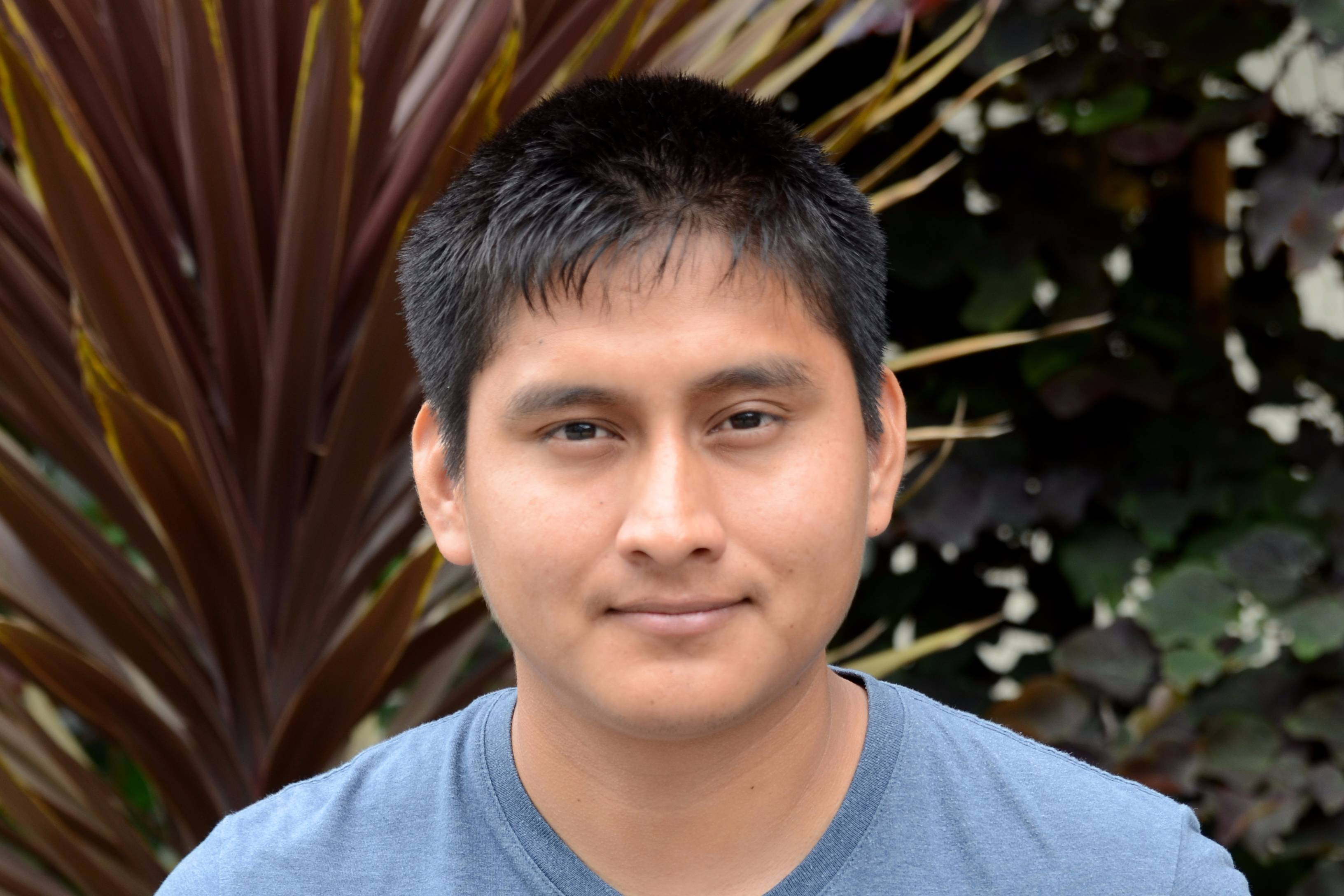 Gutierrez-Alfonzo is a chemical engineering major at Mesa College, with hopes to transfer to UCSD next fall semester. He is in his second year as a Bridges scholar and has been participating in this current research project for about three-quarters of a year.