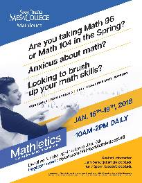 2018 Winter Mathletics