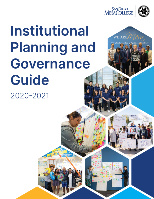 2020-2021 Institutional Planning & Governance Guide