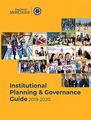 2019-2020 Institutional Planning & Governance Guide