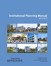 2014-15 Institutional Planning Manual