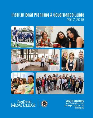 2017-2018 Institutional Planning & Governance Guide