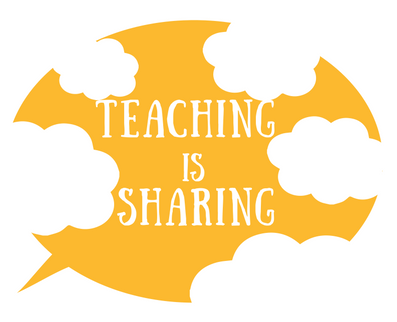 Teaching is Sharing