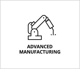 advanced manufacturing group icon