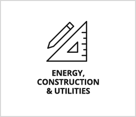 Energy Construction Ultilities group icon