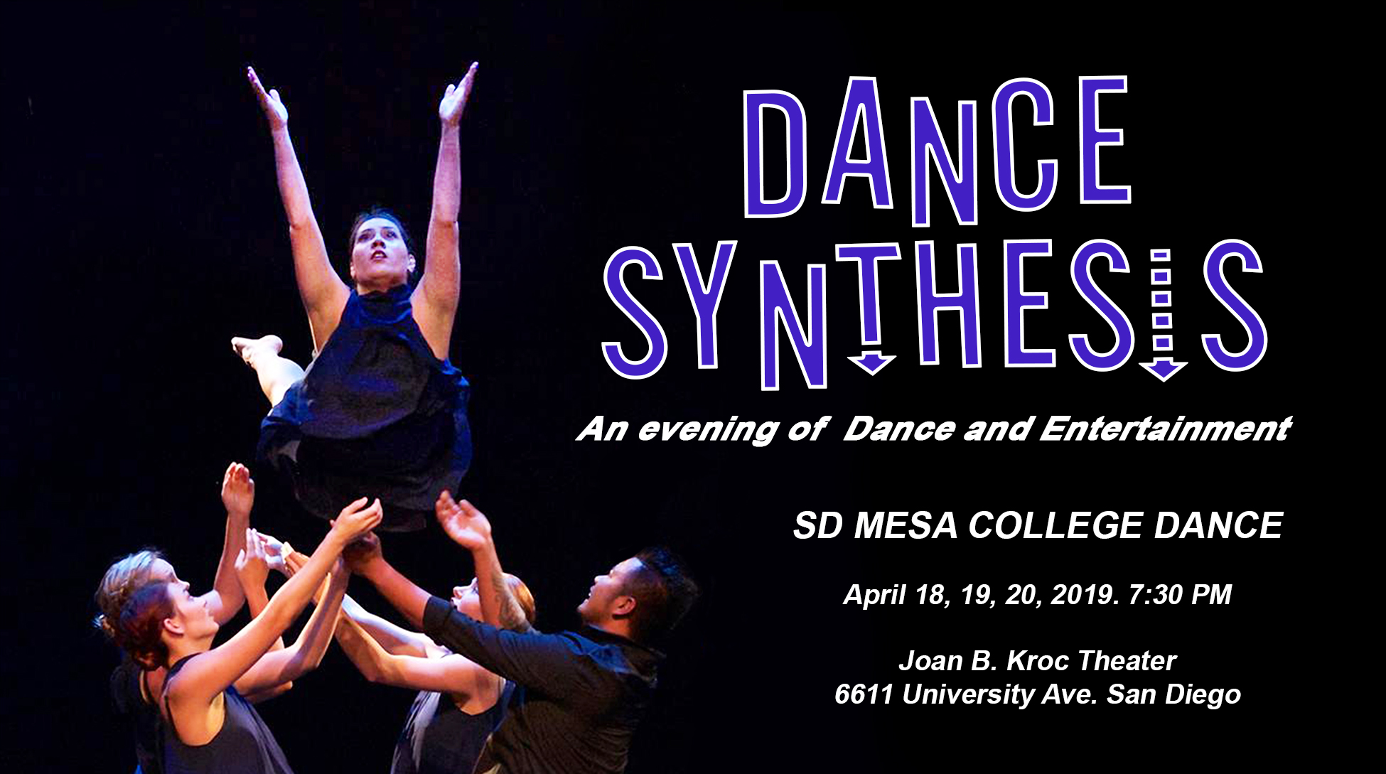 DANCE SYNTHESIS