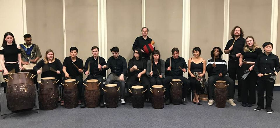 world music ensemble