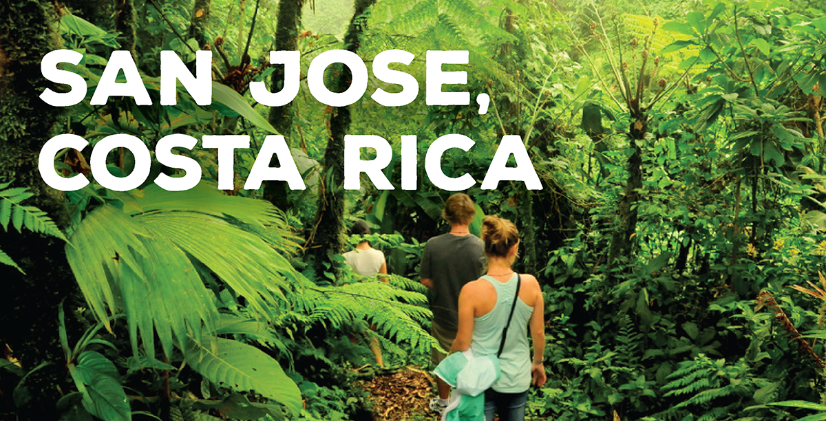 Costa Rica Study Abroad Group image
