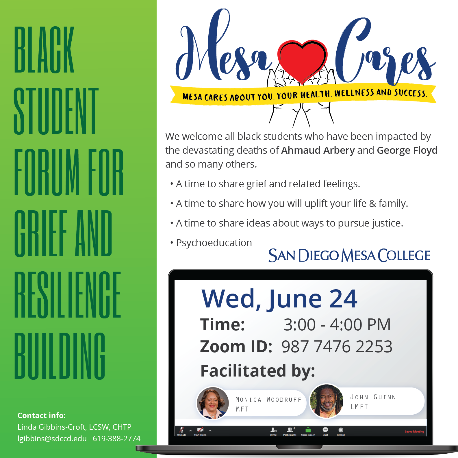 Black Lives Matter Events | Student Health Services