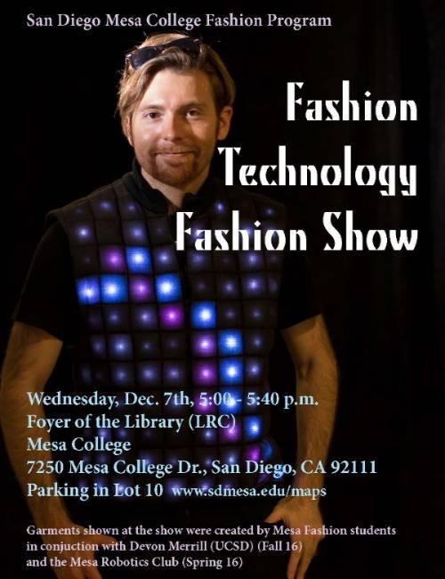 Fashion Technology Fashion Show
