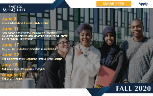 San Diego Mesa College Fall 2020 Classes