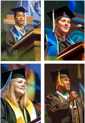Commencement Speakers
