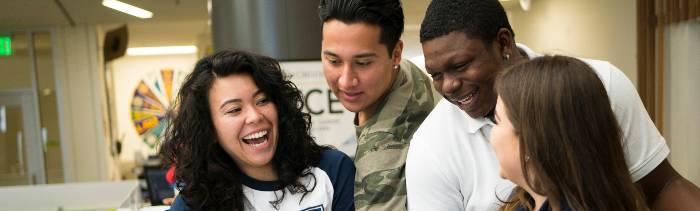 Student Ambassadors - San Diego Mesa College
