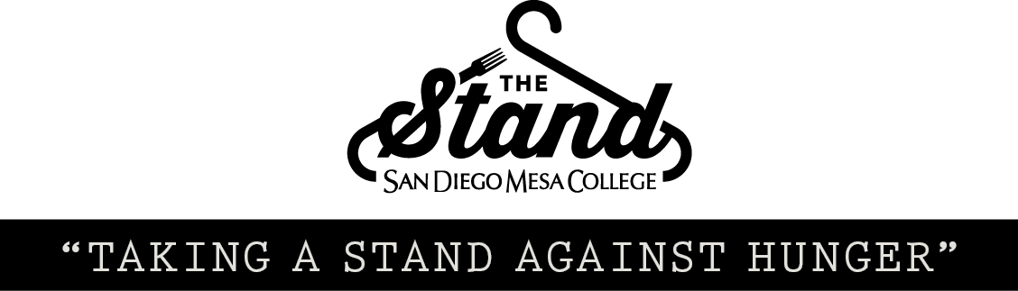 the Stand logo header